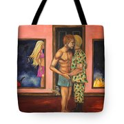 Barbies Revenge Edit 3 Tote Bag