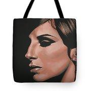 Barbra Streisand Tote Bag