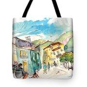 Barca De Alva Houses 01 Tote Bag