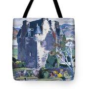 Barcaldine Castle Tote Bag