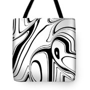 Barcode 3d  C2014 Tote Bag by Paul Ashby