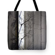 Bare Trees Tote Bag