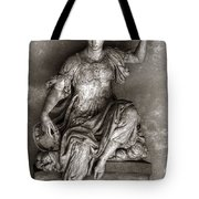 Bargello Sculpture Tote Bag
