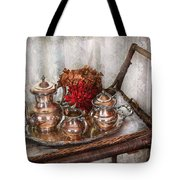 Barista - Tea Set - Morning Tea  Tote Bag