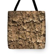Bark Of A Tree Tote Bag