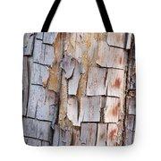 Bark On A Tree In The Desert In Sedona Tote Bag