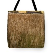 Barley Field Tote Bag