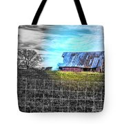 Barn 23 - Featured In Comfortable Art  And Artists Of Western Ny Groups Tote Bag