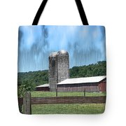 Barn 28 - Featured In Old Buildings And Ruins Group Tote Bag