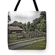 Barn And Corral Tote Bag