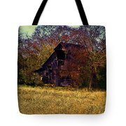 Barn And Diamond Reo-featured In Barns Big And Small Group Tote Bag