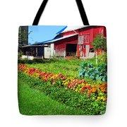 Barn And Garden Tote Bag
