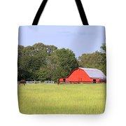 Barn And Pasture Tote Bag