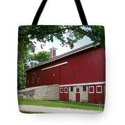Barn At Greene Valley Tote Bag