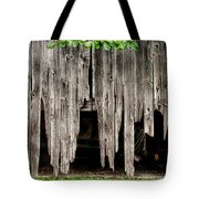 Barn Boards - Rustic Decor Tote Bag