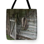 Barn - Carthage Missouri Tote Bag