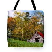 Barn Colors Tote Bag