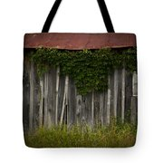 Barn Eyes Tote Bag