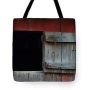 Barn Hatch Tote Bag