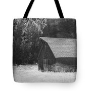 Barn Out West Tote Bag