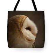 Barn Owl 3 Tote Bag