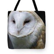 Barn Owl No.1 Tote Bag