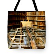 Barn Rafters 2 Tote Bag