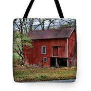Barn - Seen Better Days Tote Bag