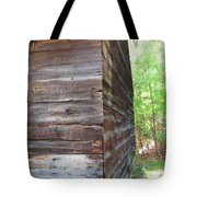 Barn Side Story Tote Bag