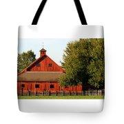 Barn South-3586 Tote Bag