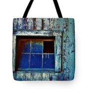 Barn Window 1 Tote Bag