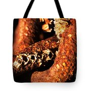 Barnacles And Rust  Tote Bag