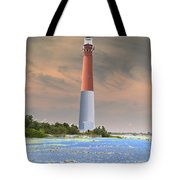 Barnegat Abstract Tote Bag