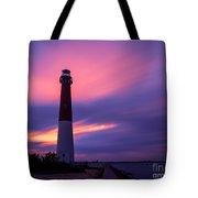 Barnegat Sunset Le Tote Bag