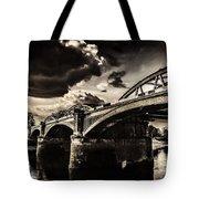 Barnes Rail Bridge Tote Bag