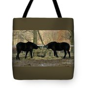 Barnyard Beauties Tote Bag
