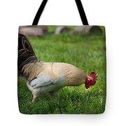 Barnyard Rooster 2 Tote Bag