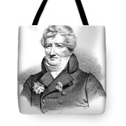 Baron Georges Cuvier (1769-1832) Tote Bag