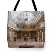 Baroque Library  Tote Bag