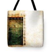 Barred Window Tote Bag