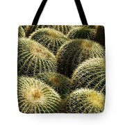 Barrel Cacti Tote Bag