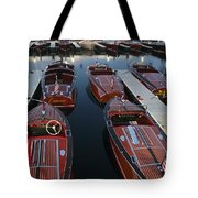 Barrelbacks At Night Tote Bag