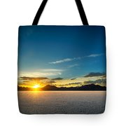 Barren Valley Tote Bag