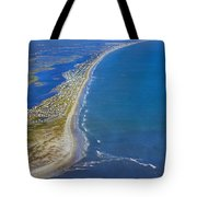 Barrier Island Aerial Tote Bag