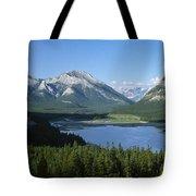Barrier Lake Tote Bag