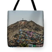 Barrio In Lima Tote Bag