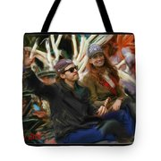 Barry Zito World Series 2012 Tote Bag