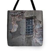 Bars On The Windows Tote Bag