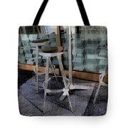 Barstools - Before The Night Begins Tote Bag