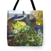Bartram Floral Tote Bag